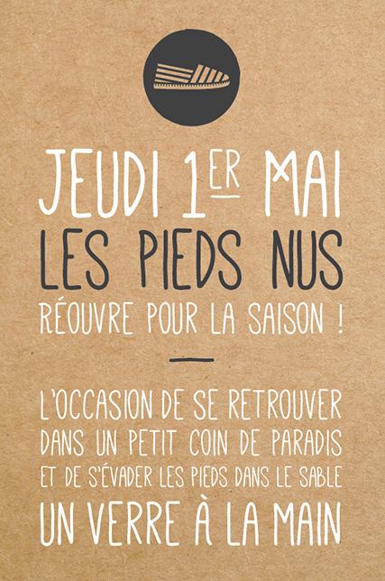 Plage Les Pieds-Nus